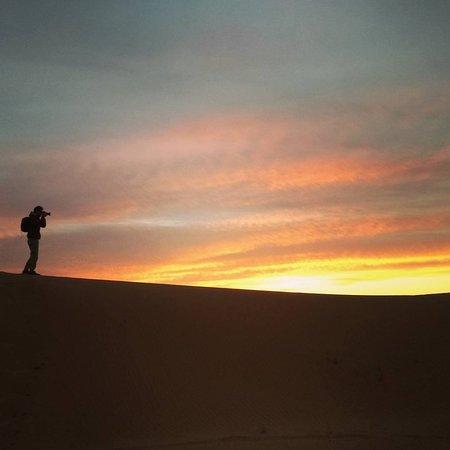 Nomade Life: Alba nel Sahara