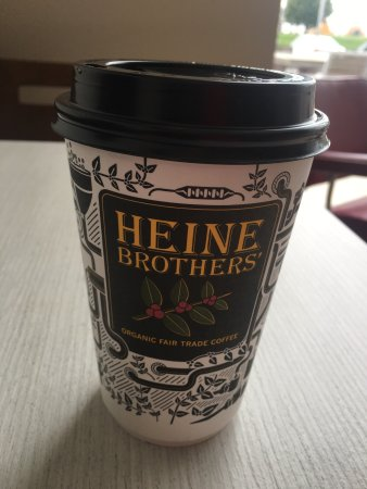 Jeffersonville, IN: Heine Brothers Coffee