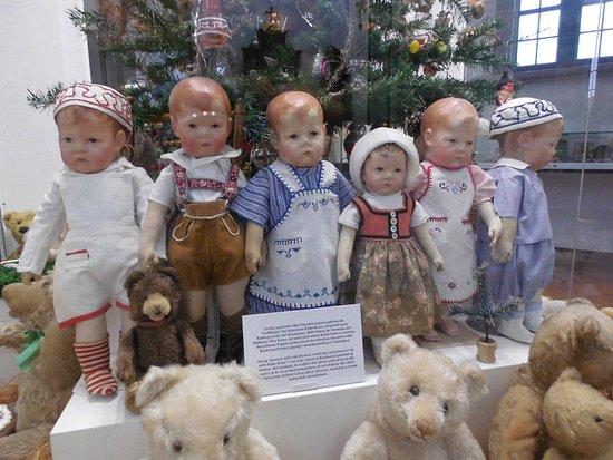 Spielzeugmuseum : Erinnerung an früher