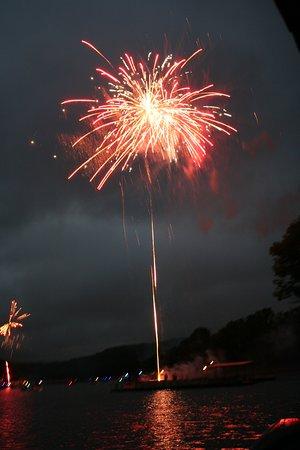 Lake Ozark, MO: Fourth of July Fireworks