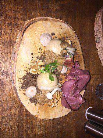 Hilvarenbeek, เนเธอร์แลนด์: Mooi opgemaakt eten