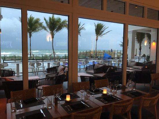 Jensen Beach, FL: STUNNING dining views!