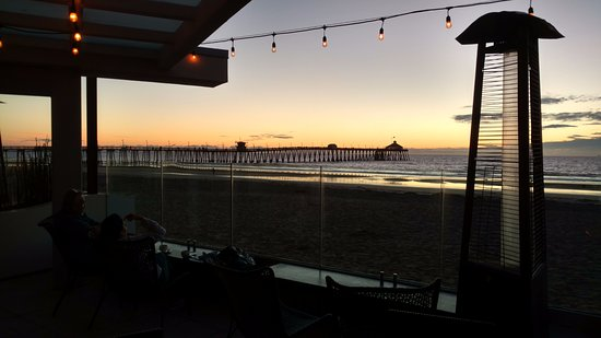 Imperial Beach, CA: SEA 180 - Dinner and Sunset