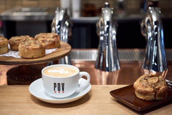 Bryan, TX: POV a coffeehouse