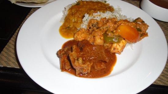 Shahpura House: Dinner!
