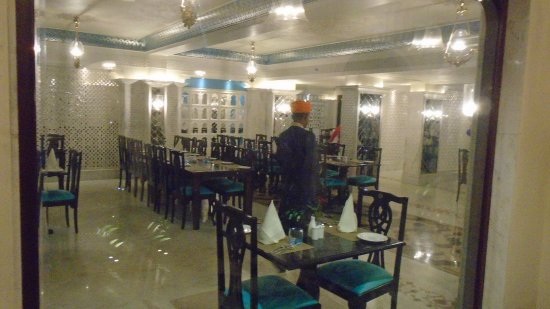 Shahpura House restaurant