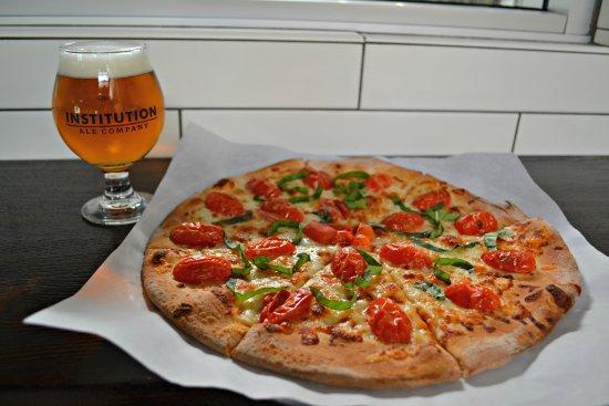 Camarillo, Californië: MARGHERITA PIZZA
