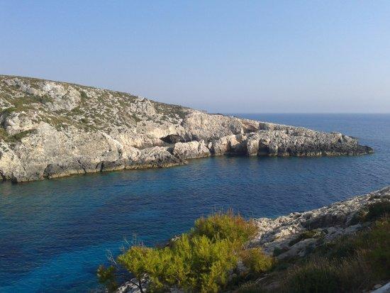 Limni Keri, Greece: sailing around keri