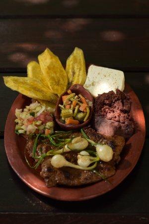 Gracias, Honduras: plato tipico