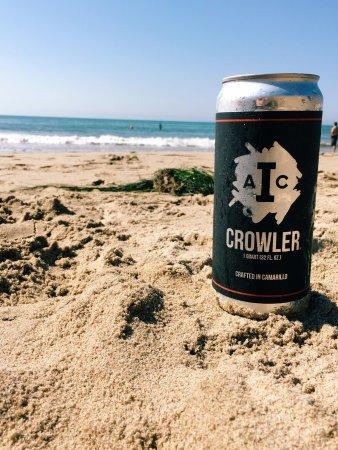 Camarillo, Californië: Crowler