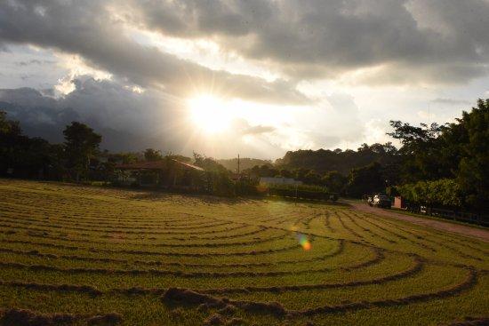Gracias, Honduras: Area verde