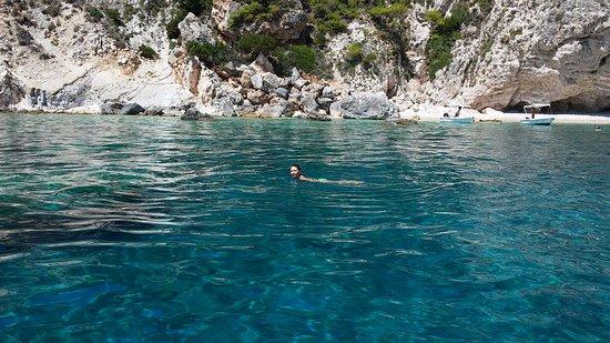 Limni Keri, Greece: keri crystal water !!