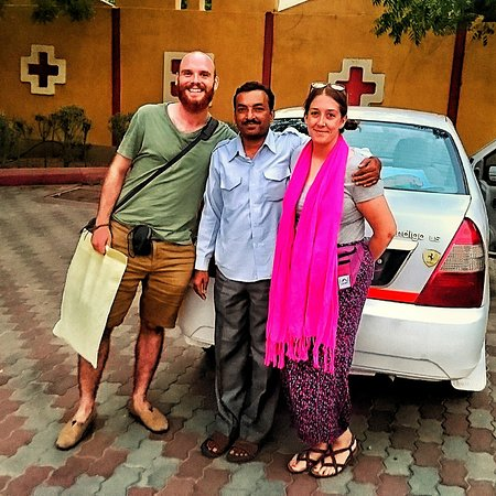 Jaipur with Ali