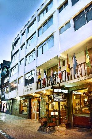 El Buho Hotel: Hotel El Buho