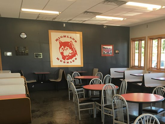 A&W Restaurant: We recently updated our dining area.