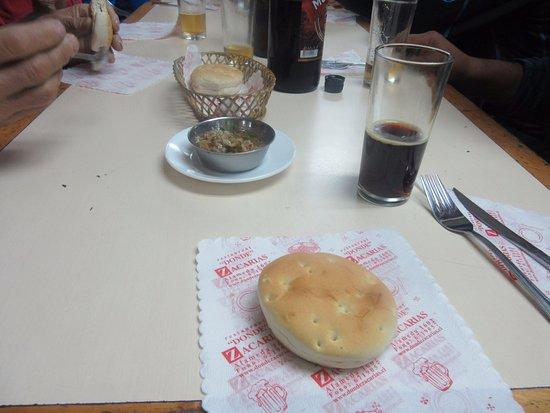 Santiago Metropolitan Region, Chile: appetizers