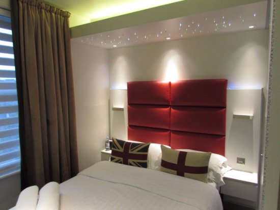 Henley House Hotel : quarto