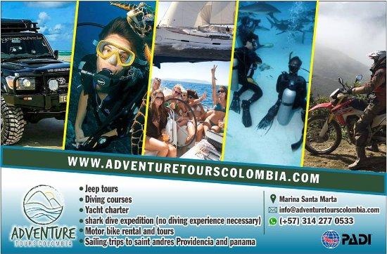 Adventure Tours Colombia