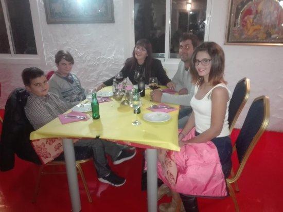 Vinuela, Hiszpania: Chez Epices
