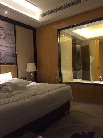 Yixing, China: This is the worst SPG hotel experience that I have ever had. Chinese food is like crap, and wors