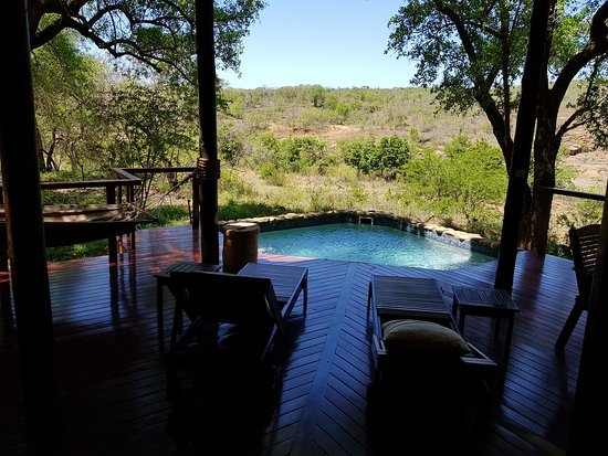 Amakhosi Safari Lodge: Honeymoon Suite