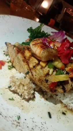Lahaina Fish Co : Hubby loved the Ono Special from the texture to the multitude of flavors!