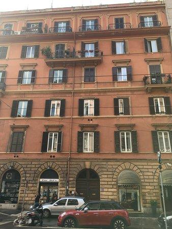 River Palace Hotel, Rome Italy