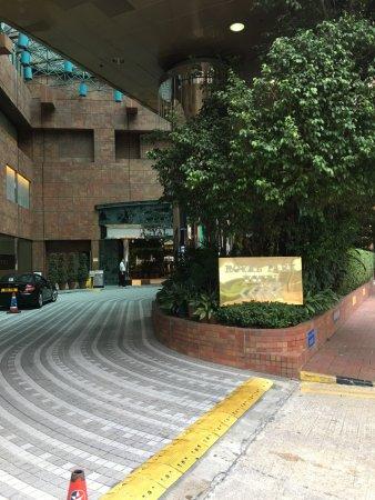 Royal Park Hotel: Entrance