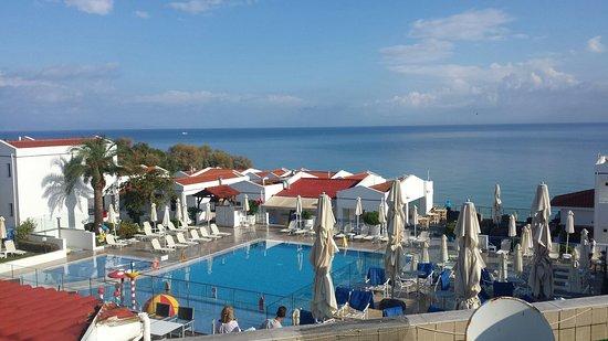 Tragaki, اليونان: SENTIDO Louis Plagos Beach