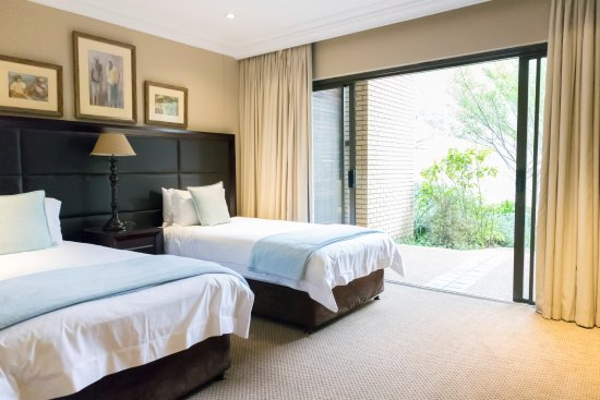 Kloof, Afrika Selatan: All our rooms have a private balcony