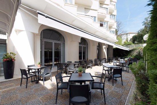 Hotel Le Grand Pavois  Juan-les-pins  Frankrijk