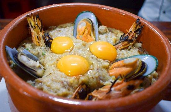 Marisqueira Tropicana: Local fresh ingredients