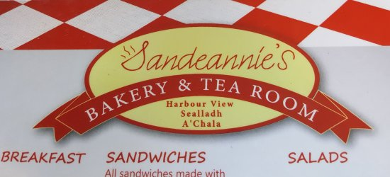 Sandeannie's Bakery and Tea Room Picture