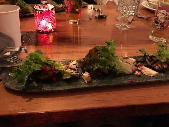 Henniker, Νιού Χάμσαϊρ: my garden salad