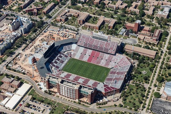 Oklahoma Memorial Stadium: photo3.jpg