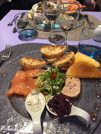 Restaurant le kidygwen dans saint malo avec cuisine - Cours de cuisine saint malo ...