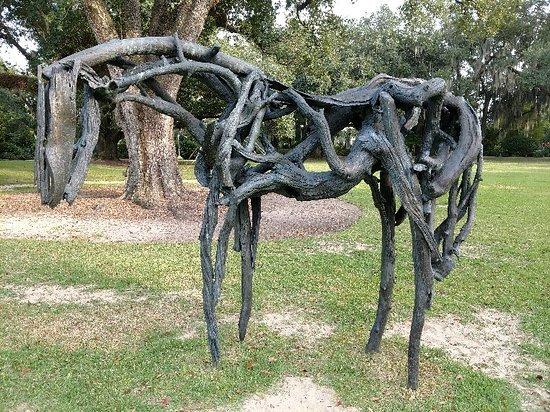 City Park Sculpture Garden Picture Of New Orleans City Park New Orleans Tripadvisor