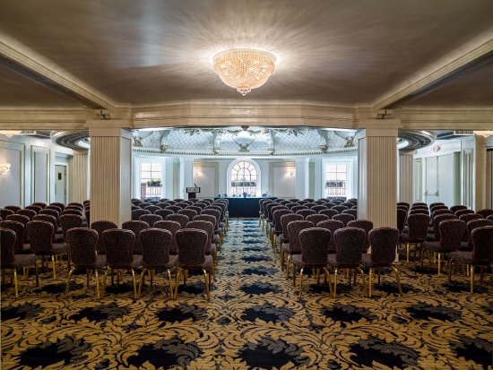 Lenox Hotel: Dome Room - Theater Style
