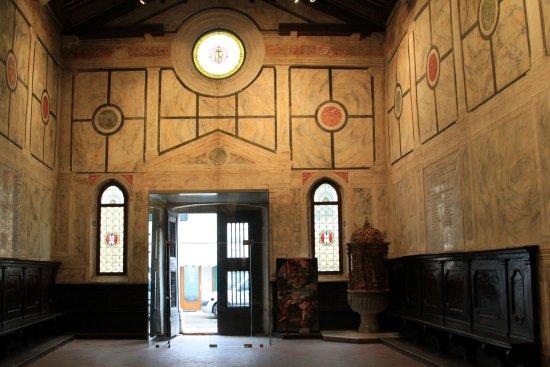 San Vito al Tagliamento, Włochy: Antico ospedale della Confraternita di Santa Maria dei Battuti