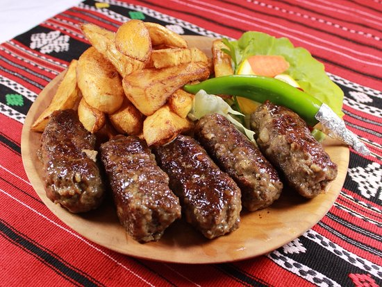 Vatra: Meat rolls