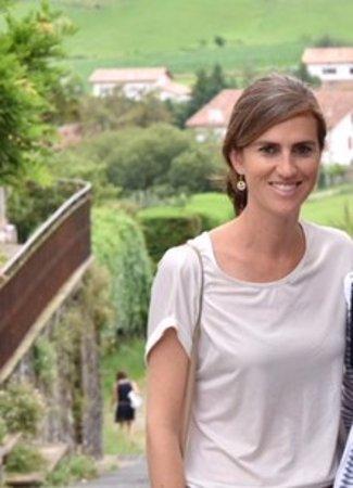 Pays Basque, France : Caroline: votre guide