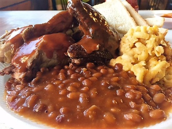 Garden City, GA: I think I need to get in the car right now and drive the 14 hours for some more Smokey's!