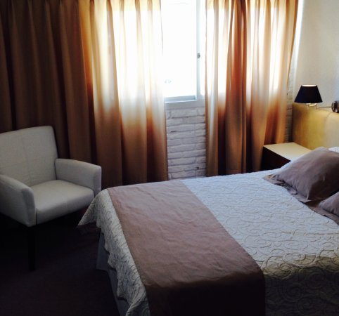 Punta del Este Shelton Hotel: Standard single room
