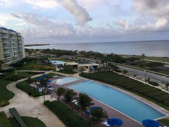 Blue residences palm eagle beach aruba opiniones y for Apartahoteles familiares playa