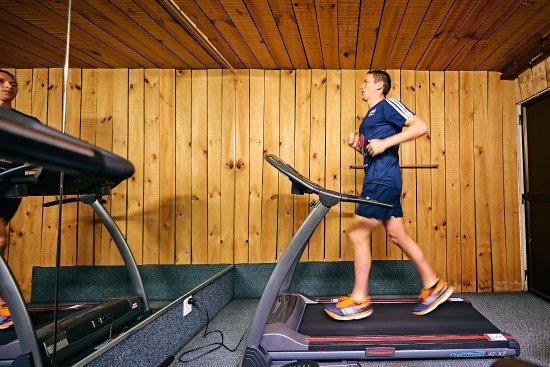 Mount Wellington, นิวซีแลนด์: Gym
