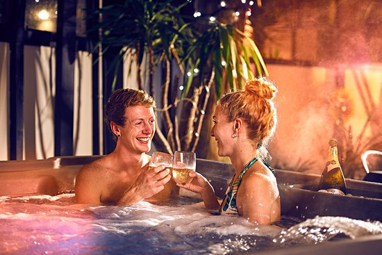 Mount Wellington, นิวซีแลนด์: Spa Pool / Hot Tub