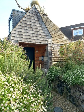 Ticehurst, UK: Between the Lines Cottage