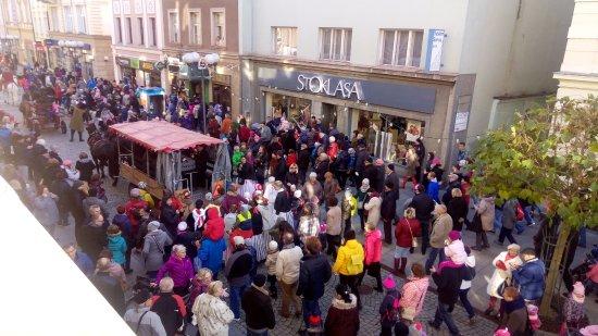 Opava, República Checa: St. Martin's Day