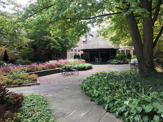 Kohler, WI: Jardim do Hotel