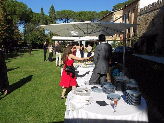 Petrignano d'Assisi, Itália: Very welcoming.